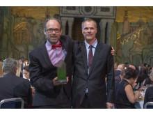 Vinnare av Årets Miljöpris 2018