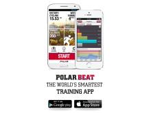 Produktbild Polar Beat_Samsung Galaxy S4