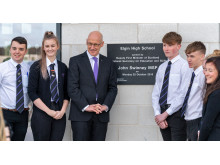 MSP JOHN SWINNEY_ELGIN HIGH SCHOOL OPENING_22 OCTOBER 2018_ A9S08425-Edit
