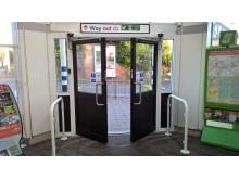 Hertford North - Automatic Doors 1