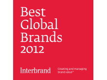 Interbrand Best Global Brands 2012