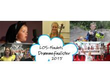 LOS-Fondets drømmefinalister 2015
