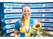 Sara Penton vinner SM-guld