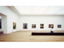 Den nye Munch-salen i Nasjonalmuseet på Vestbanen