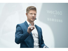 Per Hjaldahl, CTO and Founder of wec360°