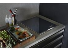 Vakuumpakkemaskin på kjøkkenbenken - Electrolux Grand Cuisine