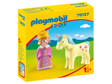 70127 Prinzessin mit Einhorn von PLAYMOBIL 1.2.3