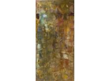 TRAINGONE - målningar av Frank Bowling 1979–96