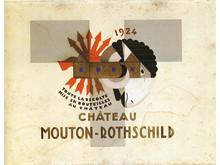 Mouton-Rothschild 1924