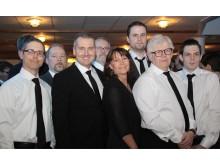 STV vinner priset som Årets Tillväxtföretag