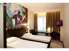 Comfort Hotel LT Room