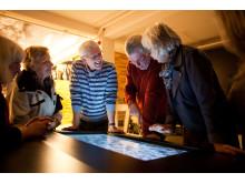 Inredia, mötesplats och interaktivt museum för Tibros industri- och hantverkstraditioner