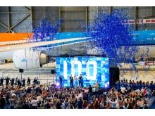 KLM 100 år