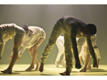 Dansföreställningen HAZE - verket Devious Paths