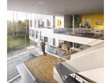 Kontor åt Vattenfall i Luleå