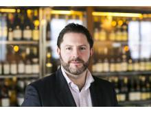 Nicolas Blomgren Facchin checkar in som ny hotelldirektör på Quality Hotel Ekoxen