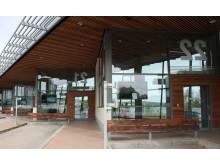 Jönköpings Resecentrum - bussgaterna