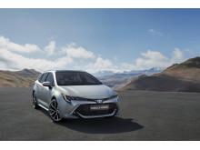 Nya Toyota Corolla Toring Sports