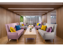 Comfort Hotel Prague City East_Lobby meeting rooms 2