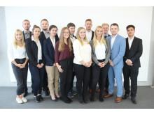 Pressemitteilung Ausbildungsstart Mannheimer