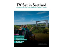 Guide to Scottish screen locations marks 130th anniversary of Scots TV pioneer