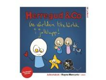 Herregud & Co Julkortsbok