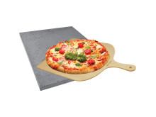 Pizzaset - Lavasten och bakspade