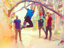 Coldplay pressbild