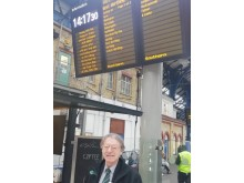 Alan Harvey retirement