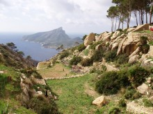 Ramblers Walking Holidays: San Telmo and Puerto de Soller,  Majorca