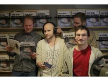 Contentbyrån Spoon gör podradio för lastbilsförare