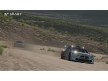 GT Sport Race Dirt