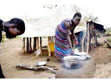 Uganda, februar 2017, Bidibidi flygtningelejren