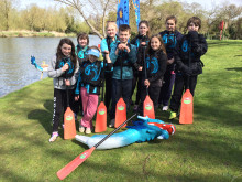 Cambridgeshire Royals Dragonboat Youth Team