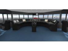 High res image - Kongsberg Digital - Simwave floor