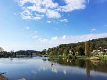 Weser sykkelsti