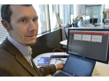 Thomas Mathisen, daglig leder i Digipost