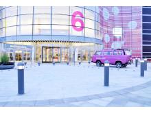Invigning av ny etapp på Väla Centrum