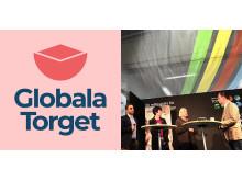 Globala Torget kollage