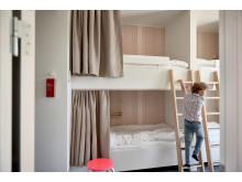 Ikea Hotell - Barn med senge