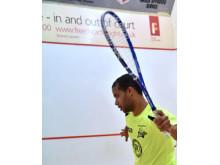 Adrian Grant - Salming Squash Forza