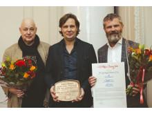 Wingårdhs arkitekter och Familjebostäder får pris för Däckshuset