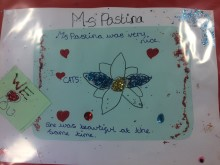 Card from Florina Pastina's pupil 01