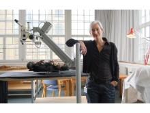 Seniorforsker og arkæolog Ulla Mannering modtager Erik Westerby-Fondets rejselegat på 50.000 kroner