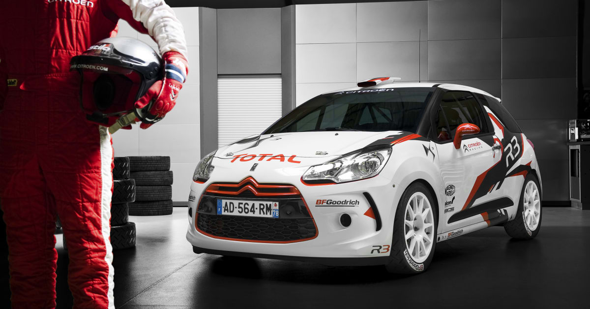 Citro n ds3 r3 som fr ck rallybil citro n sverige for Interieur wrc