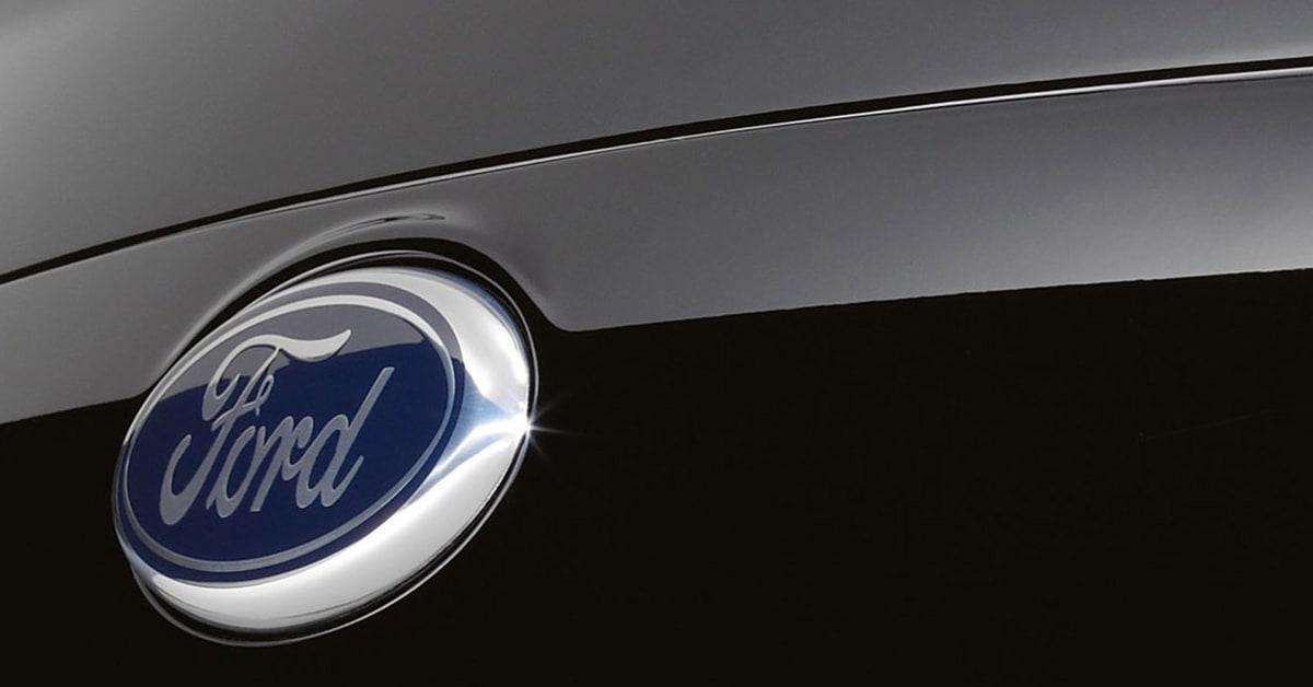 Ford Er Danskernes Foretrukne Bilm Rke Ford Motor Company: ford motor company press release