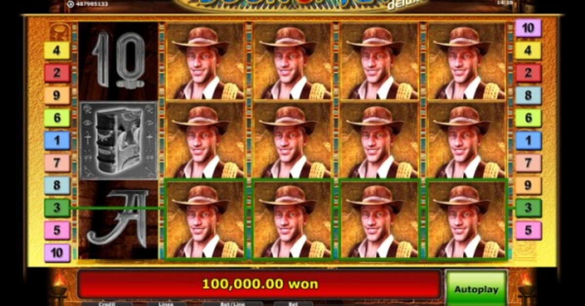 online slot machine free game book of ra