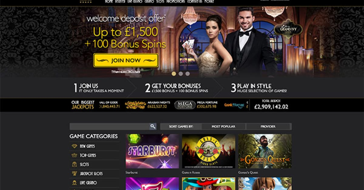 grand online casino paysafe automaten