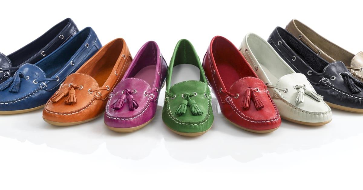 sköna skor för breda fötter