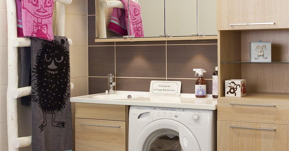 Kvadratsmarta tvättstugor – för alla   temal